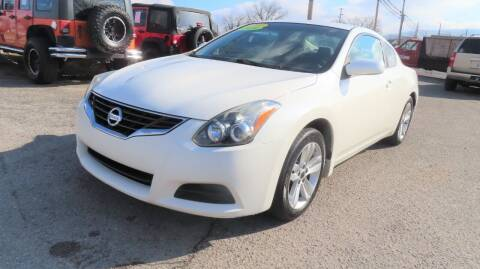 2010 Nissan Altima for sale at RIVERSIDE CUSTOM AUTOMOTIVE in Mc Minnville TN