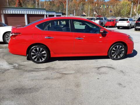 2019 Nissan Sentra for sale at Green Tree Motors in Elizabethton TN