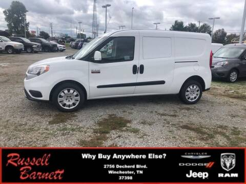 2020 RAM ProMaster City Cargo for sale at Russell Barnett Chrysler Dodge Jeep Ram in Winchester TN