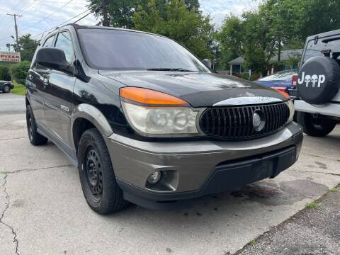 2002 Buick Rendezvous for sale at King Louis Auto Sales in Louisville KY