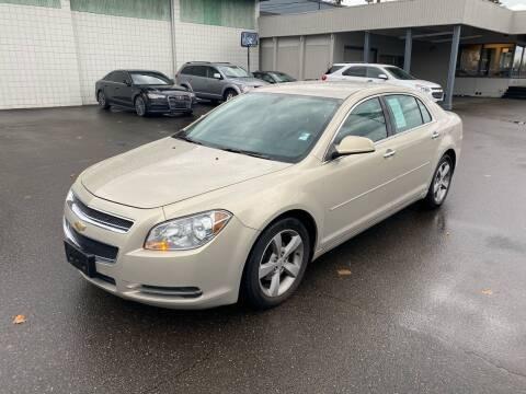 2012 Chevrolet Malibu for sale at Vista Auto Sales in Lakewood WA