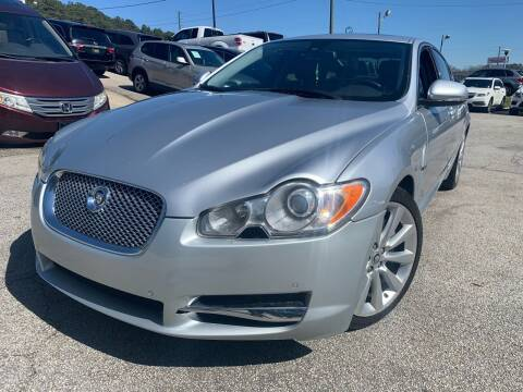 2010 Jaguar XF for sale at Philip Motors Inc in Snellville GA