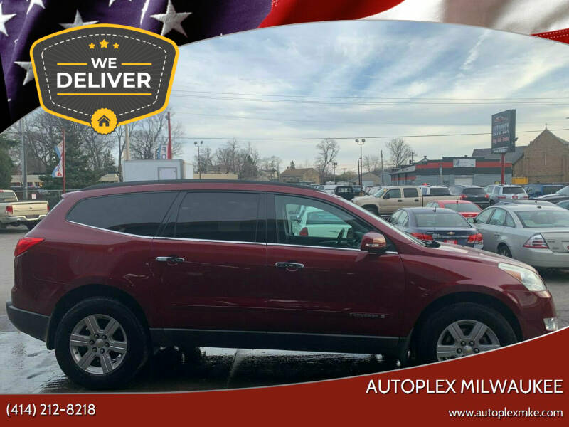 2009 Chevrolet Traverse for sale at Autoplex Milwaukee in Milwaukee WI