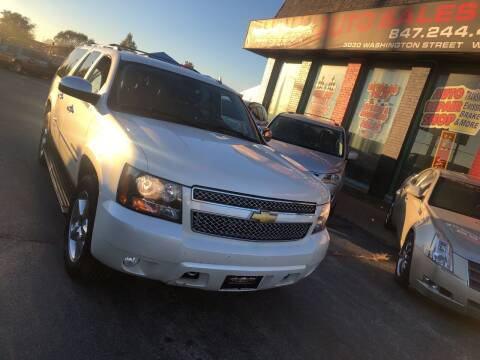 2013 Chevrolet Suburban for sale at Washington Auto Group in Waukegan IL