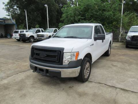 2013 Ford F-150 for sale at Lone Star Auto Center in Spring TX