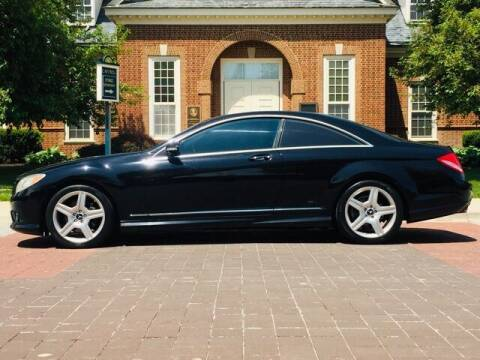 2008 Mercedes-Benz CL-Class for sale at Carmel Motors in Indianapolis IN