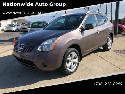 2008 Nissan Rogue for sale at Nationwide Auto Group in Melrose Park IL