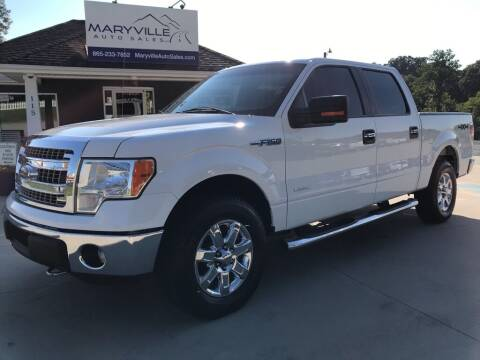 2014 Ford F-150 for sale at Maryville Auto Sales in Maryville TN
