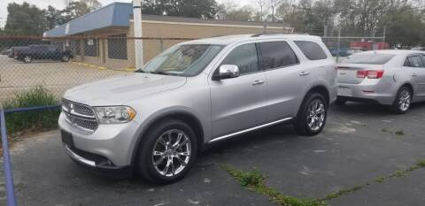 2011 Dodge Durango for sale at Bill Bailey's Affordable Auto Sales in Lake Charles LA