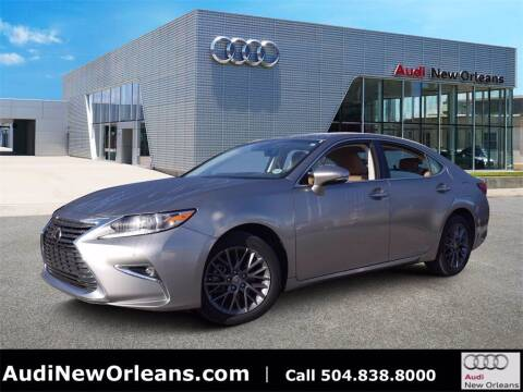 2018 Lexus ES 350 for sale at Metairie Preowned Superstore in Metairie LA