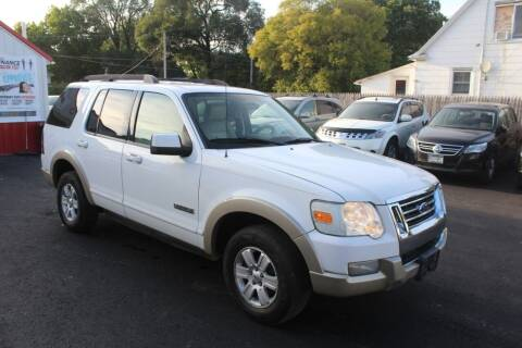 2010 Ford Explorer for sale at Rochester Auto Mall in Rochester MN