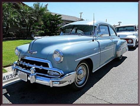1952 Chevrolet 210 for sale at Haggle Me Classics in Hobart IN