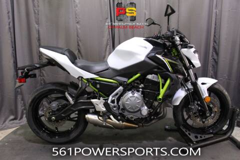 2017 Kawasaki Z650 ABS for sale at Powersports of Palm Beach in Hollywood FL
