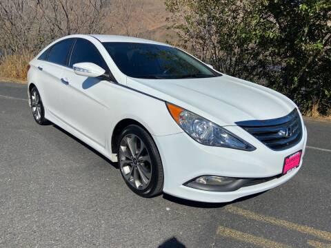 2014 Hyundai Sonata for sale at Clarkston Auto Sales in Clarkston WA