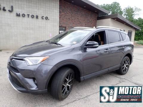 2016 Toyota RAV4 for sale at S & J Motor Co Inc. in Merrimack NH