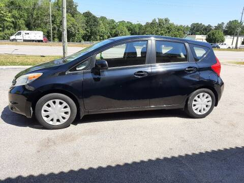 2014 Nissan Versa Note for sale at All Star Auto Sales of Raleigh Inc. in Raleigh NC