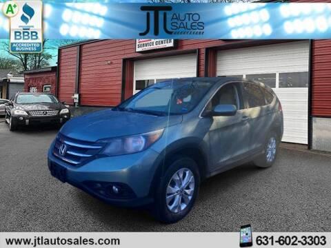 2012 Honda CR-V for sale at JTL Auto Inc in Selden NY