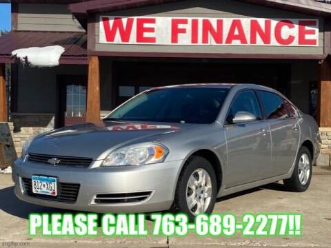 2008 Chevrolet Impala for sale at Affordable Auto Sales in Cambridge MN