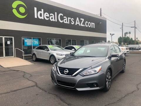 2017 Nissan Altima for sale at Ideal Cars Apache Junction in Apache Junction AZ