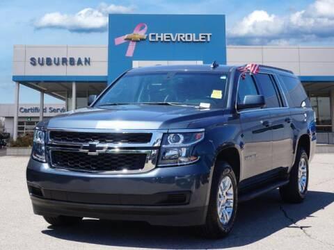 2019 Chevrolet Suburban for sale at Suburban Chevrolet of Ann Arbor in Ann Arbor MI