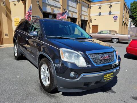 2008 GMC Acadia for sale at ACS Preowned Auto in Lansdowne PA