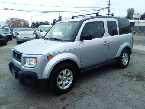 2006 Honda Element for sale at Larry's Auto Sales Inc. in Fresno CA