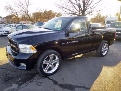 2012 RAM Ram Pickup 1500 for sale at Wilson Investments LLC in Ewing NJ