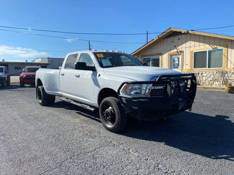 2018 RAM Ram Pickup 3500 for sale at The Trading Post in San Marcos TX