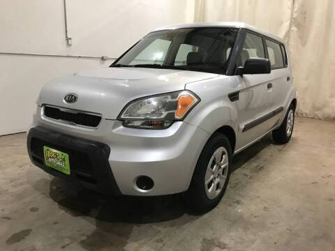 2010 Kia Soul for sale at Frogs Auto Sales in Clinton IA