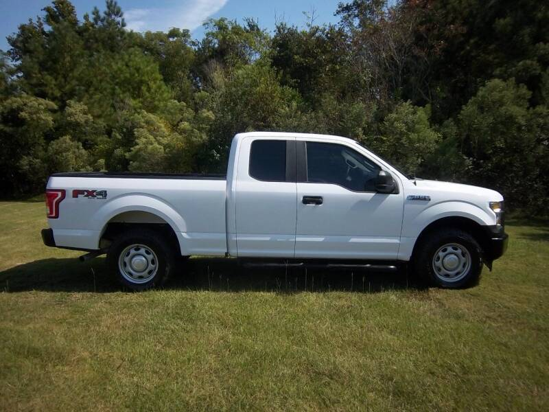 2017 Ford F150 FX4 4x4 Extended Cab 4dr - Augusta GA