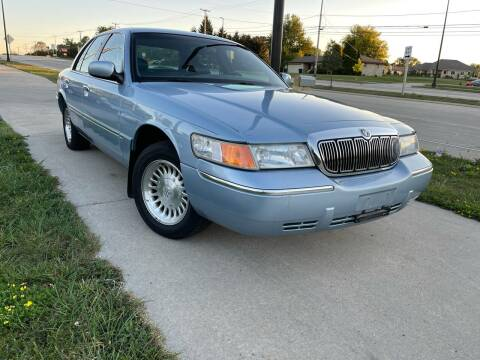 1999 Mercury Grand Marquis for sale at Wyss Auto in Oak Creek WI