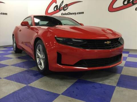 2021 Chevrolet Camaro for sale at Cole Chevy Pre-Owned in Bluefield WV