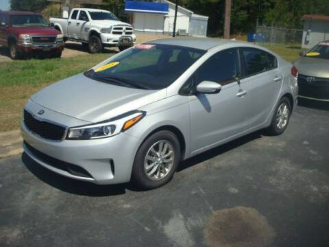 2018 Kia Forte for sale at Mike Lipscomb Auto Sales in Anniston AL