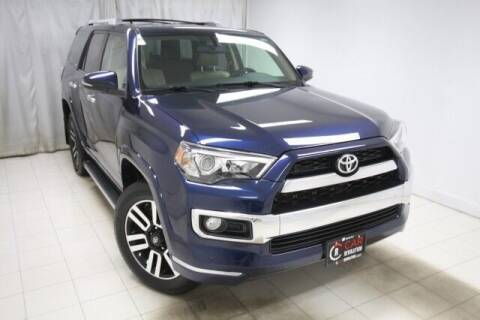 2016 Toyota 4Runner for sale at EMG AUTO SALES in Avenel NJ