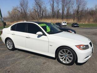 2006 BMW 3 Series for sale at FUSION AUTO SALES in Spencerport NY