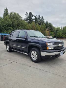 2006 Chevrolet Avalanche for sale at RICKIES AUTO, LLC. in Portland OR