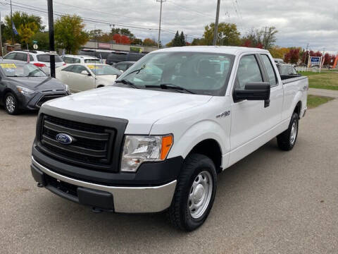 2014 Ford F-150 for sale at Elvis Auto Sales LLC in Grand Rapids MI