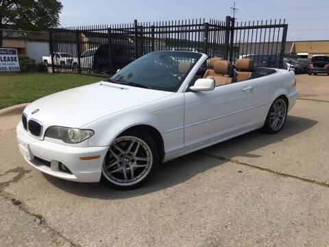 2004 BMW 3 Series for sale at TETCO AUTO SALES  / TETCO FUNDING in Dallas TX