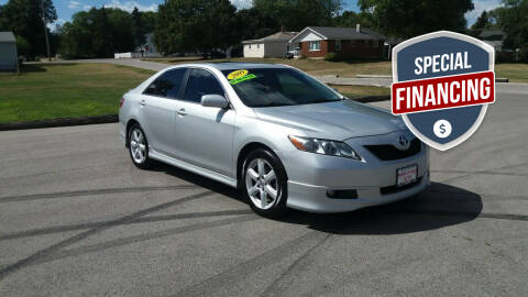 2009 Toyota Camry for sale at Magana Auto Sales Inc in Aurora IL
