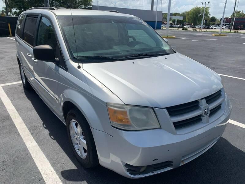 2010 Dodge Grand Caravan for sale at Eden Cars Inc in Hollywood FL