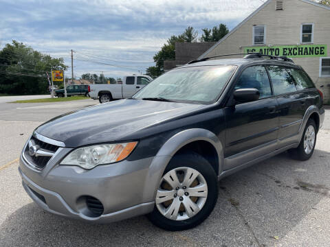 2009 Subaru Outback for sale at J's Auto Exchange in Derry NH