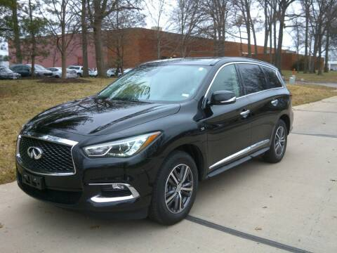2019 Infiniti QX60 for sale at MSB Enterprises in Fenton MO