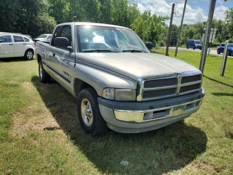 1998 Dodge Ram for sale at Easy Auto Sales LLC in Charlotte NC