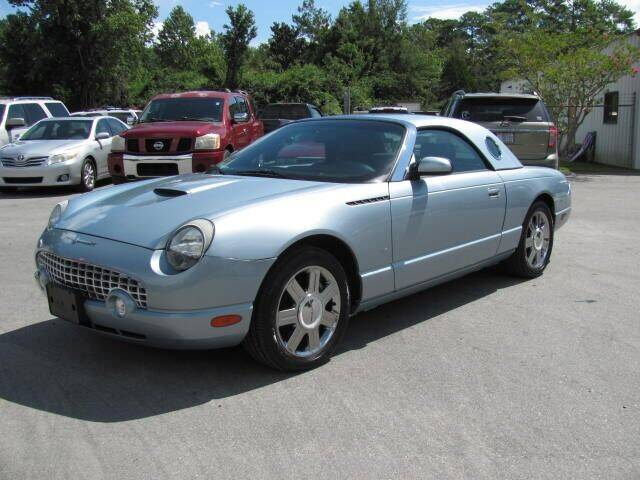 2004 Ford Thunderbird for sale at Pure 1 Auto in New Bern NC