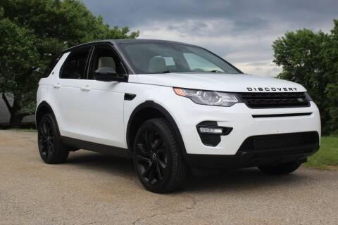 2016 Land Rover Discovery Sport for sale at Harrison Auto Sales in Irwin PA
