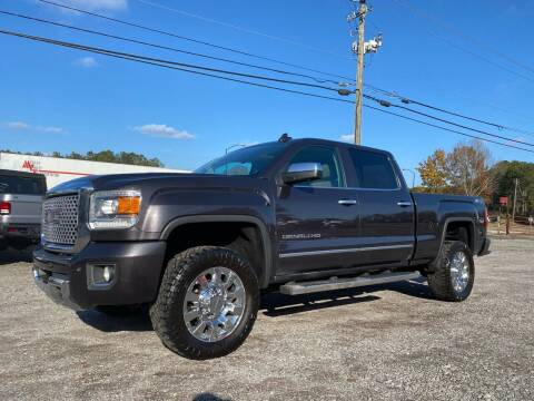 2015 GMC Sierra 2500HD for sale at 216 Auto Sales in Mc Calla AL
