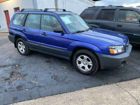 2003 Subaru Forester for sale at All American Autos in Kingsport TN