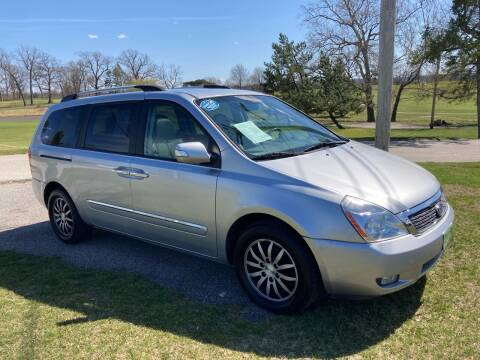 2011 Kia Sedona for sale at Good Value Cars Inc in Norristown PA