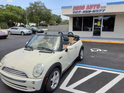 2006 MINI Cooper for sale at 2020 AUTO LLC in Clearwater FL