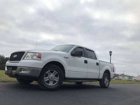 2004 Ford F-150 for sale at ICar Florida in Lutz FL